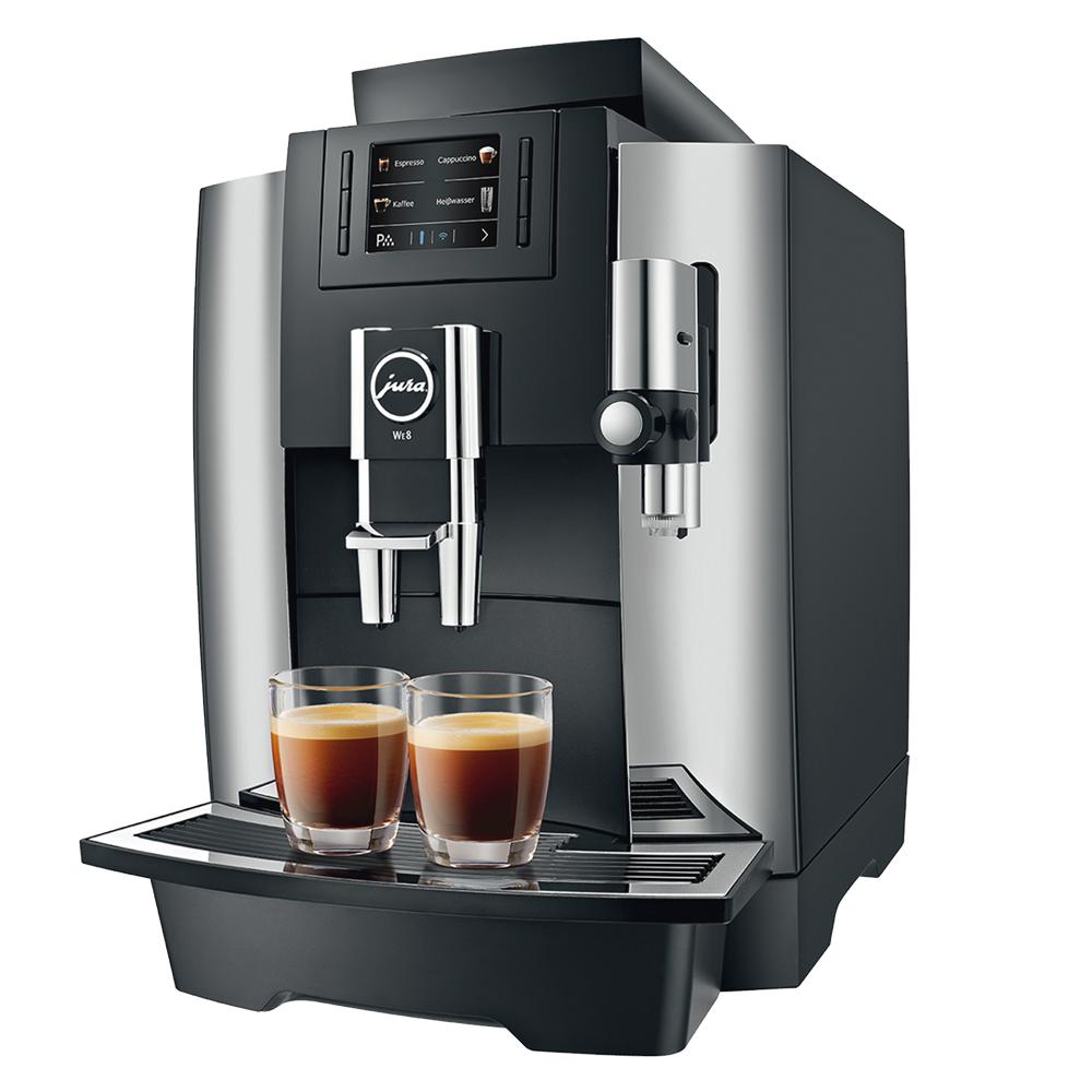 Jura WE 8 - King Bean Coffee Service