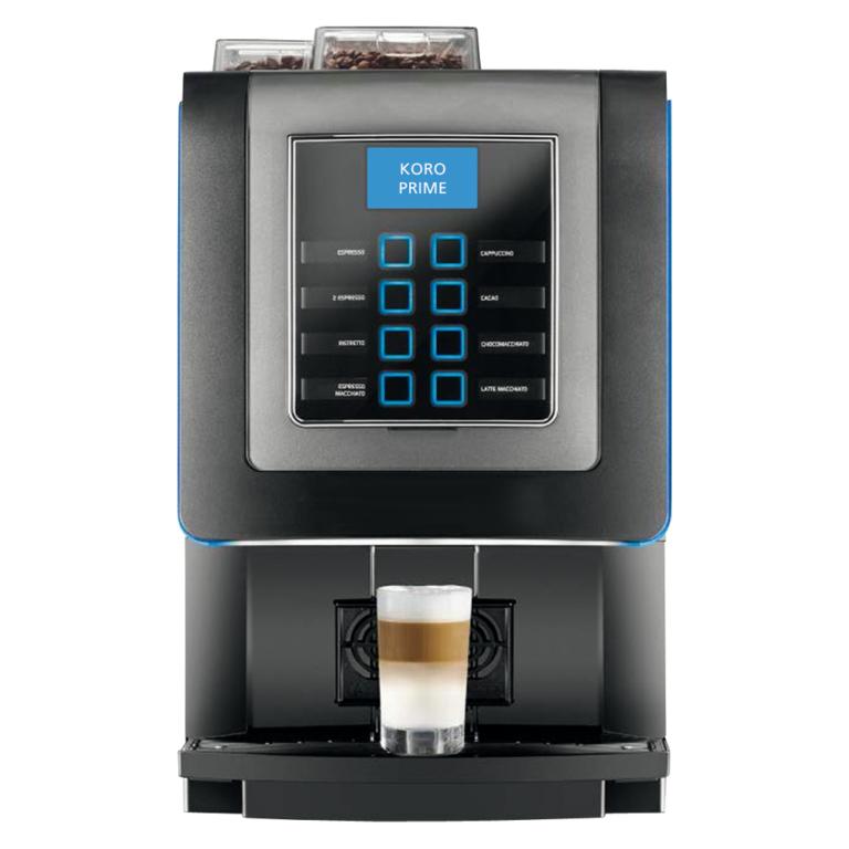 N&W Koro Prime Espresso Frischmilch - King Bean Coffee Service