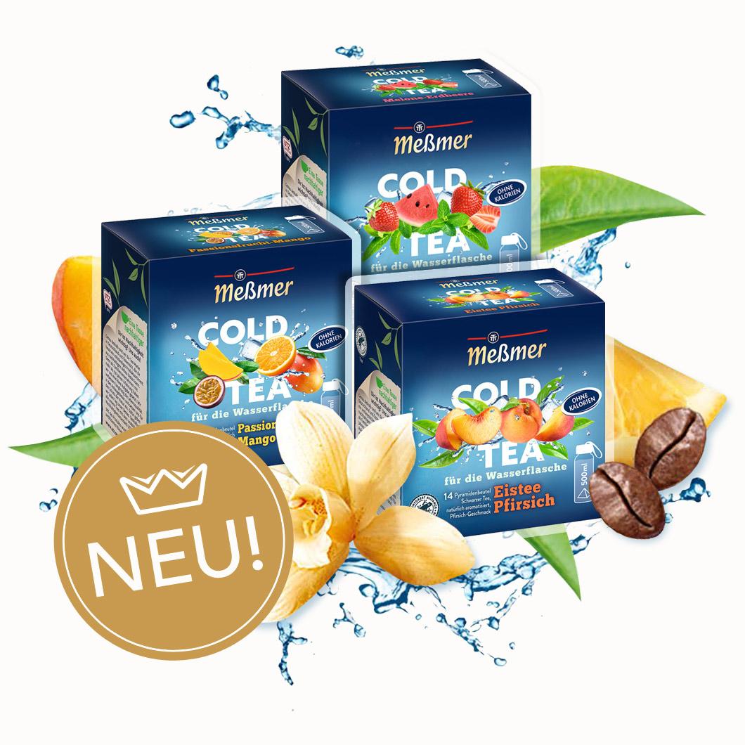 King Bean Coffee Service - Messmer Cold Tea